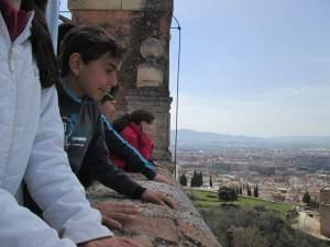 En la Torre de la Vela