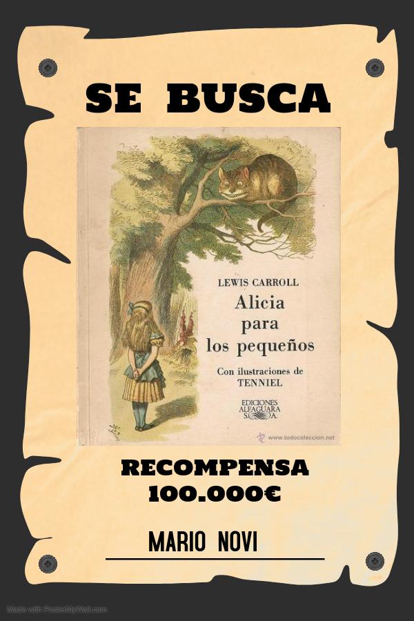 MARIO NOVI - Alicia
