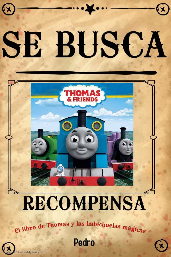 Pedro. Thomas