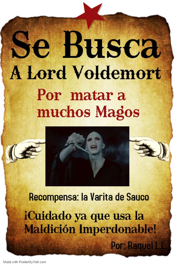Raquel. Lord Voldemort