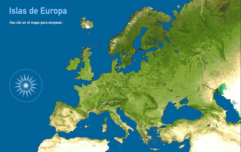 Islas de Europa