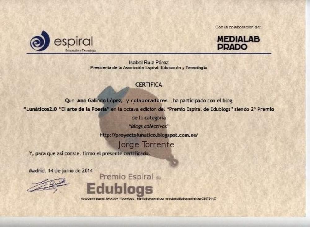 Diploma lunático