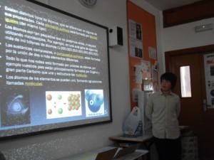 Conferencia: La Tabla Periódica de los Elementos.