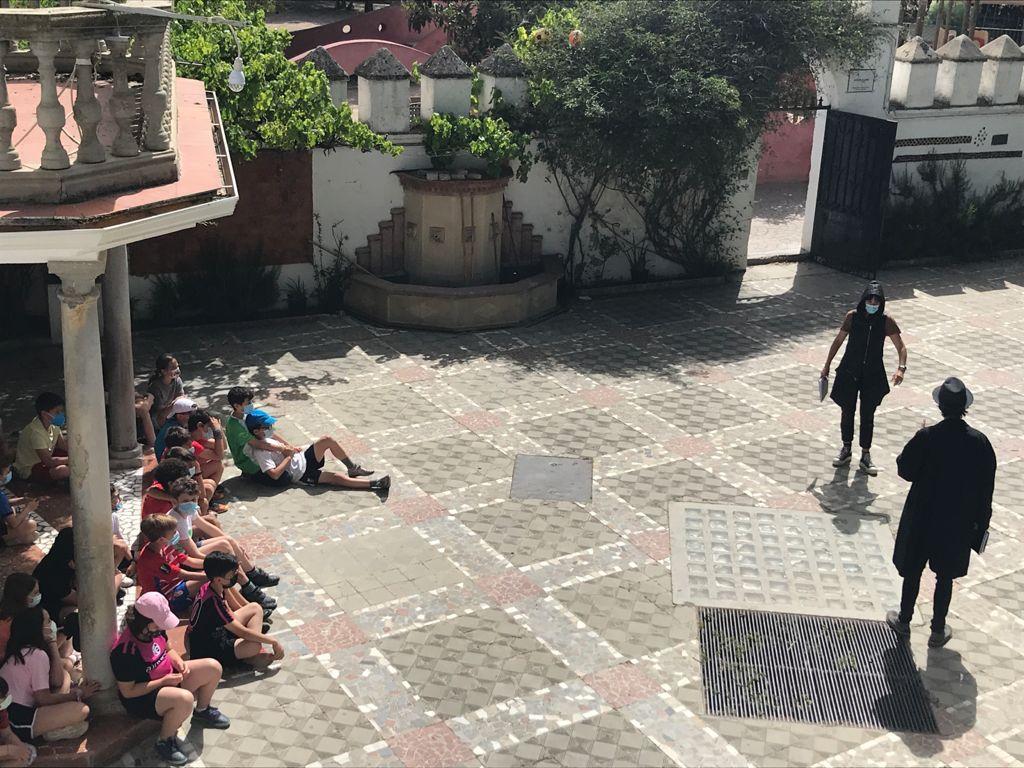 Aventura en Alquería | Blog de Primaria 5º- 6º EPO