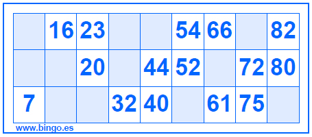 Resultado de imagen de juego del bingo para niños