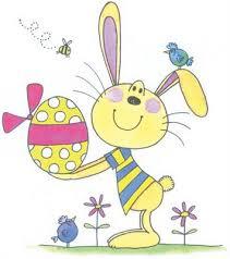 Resultado de imagen de conejopascua  infantil