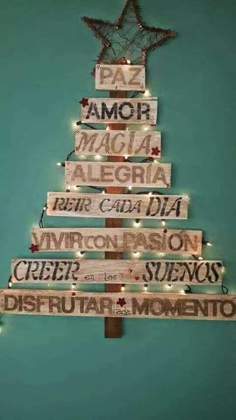 Imagenes De Navidad Con Frases Arbol Mensaje Blog De